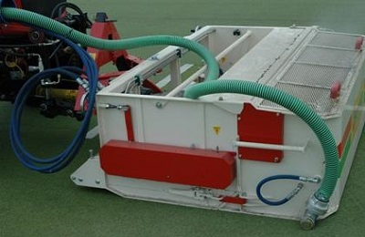 how to clean pitch offplaner