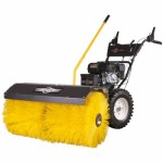 Texas Combi 800TG Sweeper With Electric Start Facility