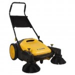 Texas MS920 Push sweeper