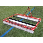 YVMO TBS 150 artificial grass brushing machine