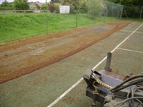 Hard Court Tennis Court Maintenance