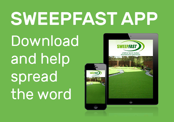 Sweepfast App - Download and help spread the word